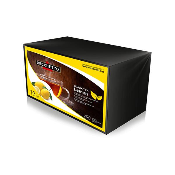 Black Tea Lemon