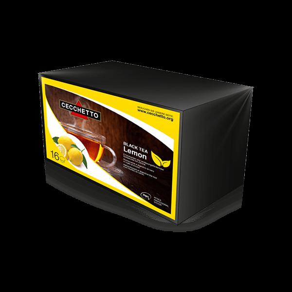 Black Tea Lemon